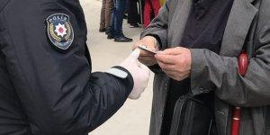 Akşehir'de koronavirüs tedbirlerine uymayan 12 kişiye ceza