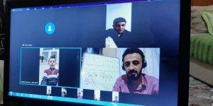 Seydişehir'de Kur'an kursu öğrencilerine uzaktan eğitim