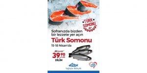 Kovid-19'a karşı ikinci balık tüketim kampanyası yarın başlıyor