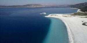 Salda Gölü'ndeki izinsiz müdahaleye suç duyurusu