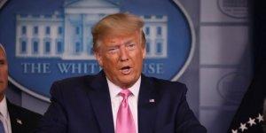 Trump, ABD'deki koronavirüs vaka sayılarının zirve noktasını geçtiğini açıkladı