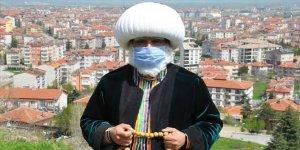 Nasreddin Hoca'dan 'Evde Kal' çağrısı