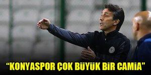 Bülent Korkmaz: Konyaspor çok büyük bir camia