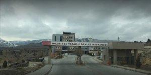 Bozkır Devlet Hastanesinde görevli bir doktorda Kovid-19 tespit edildi