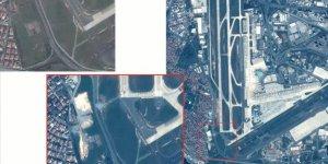 Türkiye'nin Kovid-19 sonrası boş kalan meydanları uzaydan görüntülendi