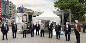 Ankara'da din görevlilerinden kan bağışı