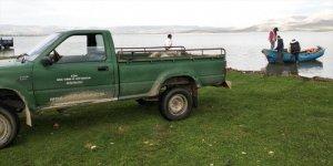 Çavuşçu Gölü'nde yasak dönem denetimleri sürüyor