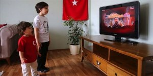 Çocukların bayram coşkusu TRT EBA'ya taşındı