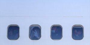 Suudi Arabistan'daki 176 Türk vatandaşı, THY uçağıyla Ankara'ya getirildi