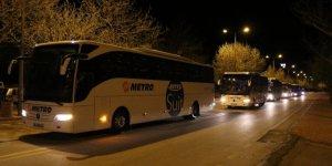 Yurt dışından 5284 Türk vatandaşı daha getirildi