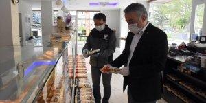 Kayseri'de fırın ve pastaneler denetlendi