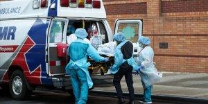 ABD'de Covid-19 salgınında 3 bin 178 can kaybı daha