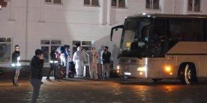 Suudi Arabistan'dan getirilen 269 kişi Karaman'da yurda yerleştirildi