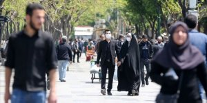 İran'da koronavirüs kaynaklı can kaybı 6 bin 156'ya yükseldi