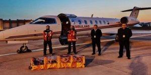 İsveç'teki Türk hasta için ambulans uçak gönderilecek