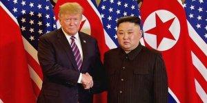 """Trump: """"Kim Jong-un'un sağlığı konusunda bir fikrim var ama söyleyemem"""""""