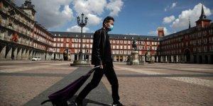 İspanya'da Kovid-19 salgınında son 24 saatte 331 kişi daha hayatını kaybetti