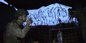 MSB, Suriye'de görevli Mehmetçiğin görüntülerini paylaştı