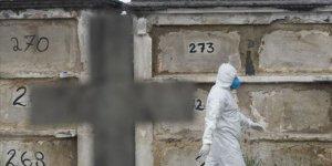 Brezilya'da son 24 saatte Kovid-19 nedeniyle 474 kişi öldü