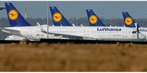 Alman Hava Yolu Şirketi Lufthansa 1100 Pilot ile yollarını ayırıyor