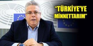 AP Türkiye Raportörü Sanchez: Türkiye'ye minnettarım