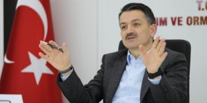 Bakan Pakdemirli: Anadolu kiraz yurdu oldu