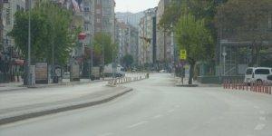 Bursa, Eskişehir ve Balıkesir'de sessizlik hakim