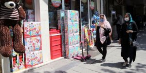 İran'da koronavirüs kaynaklı can kaybı 6 bin 91'e yükseldi