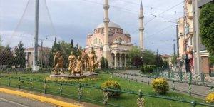Bursa, Eskişehir ve Balıkesir'de sokağa çıkma kısıtlamasının son gününde sessizlik hakim