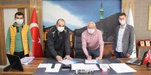 Bozkır'da Bal Dolum, Paketleme ve İşleme Tesisi Projesinde işbirliği protokolü imzalandı