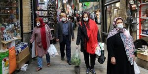 İran'da Kovid-19 nedeniyle son 24 saatte 63 kişi hayatını kaybetti