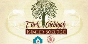 Ahmet Yesevi Üniversitesi Türk Edebiyatı İsimler sözlüğünü kullanıma sundu