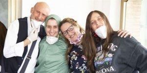 MİT'in kurtardığı İtalyan kız artık Ayşe ismini kullanacak