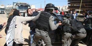 İsrail güçleri Kudüs'te 12 Filistinliyi gözaltına aldı
