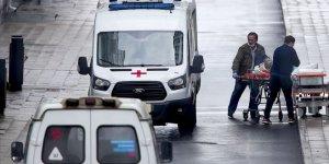 Rusya'da Kovid-19 hastalarının tedavi gördüğü hastanede yangın: 5 ölü