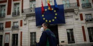 İspanya'da Kovid-19 nedeniyle son 24 saatte 56 kişi hayatını kaybetti
