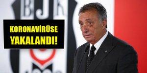 Beşiktaş Başkanı Ahmet Nur Çebi koronavirüse yakalandı!