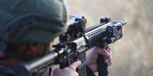 Hava destekli operasyonda PKK'lı 2 terörist etkisiz hale getirildi