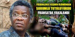 Yüzbinlerce kişinin ölümünden sorumlu tutulan Felicien Kabuga, Fransa'da yakalandı