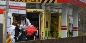 İngiltere'de Kovid-19 ölümleri 34 bin 466'ya çıktı