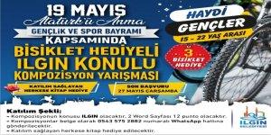 Ilgın Belediyesi'nden 19 Mayıs kompozisyon yarışması