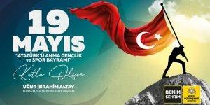Başkan Altay: Yarının teminatı gençlerimizdir