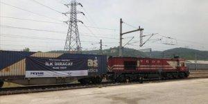 Özel sektörün ilk ihracat blok treni bugün yola çıkıyor