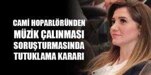 İzmir'de cami hoparlöründen müzik çalınması soruşturmasında tutuklama kararı
