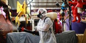 Meksika'da Kovid-19 nedeniyle son 24 saatte 420 kişi hayatını kaybetti