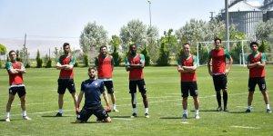 Konyaspor'da futbolculara bayram izni