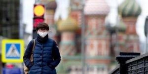 Rusya'da Kovid-19 ölü sayısı 4 bine yaklaştı