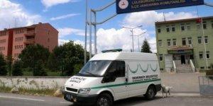 Çaldıkları cenaze aracıyla uyuşturucu taşıyan 3 şüpheli yakalandı