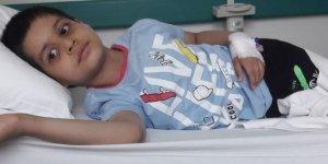 Tedavisini Erdoğan üstlenmişti, Taha'nın tümörü yüzde 15 küçüldü