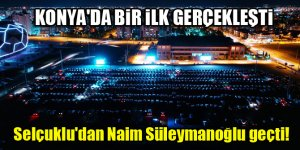 Konya'da bir ilk gerçekleşti, Selçuklu'dan Naim Süleymanoğlu geçti!